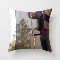Julian Casablancas - The Strokes Throw Pillow