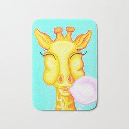 Bubble Gum Bath Mat