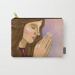 Prayer Changes Things Carry-All Pouch