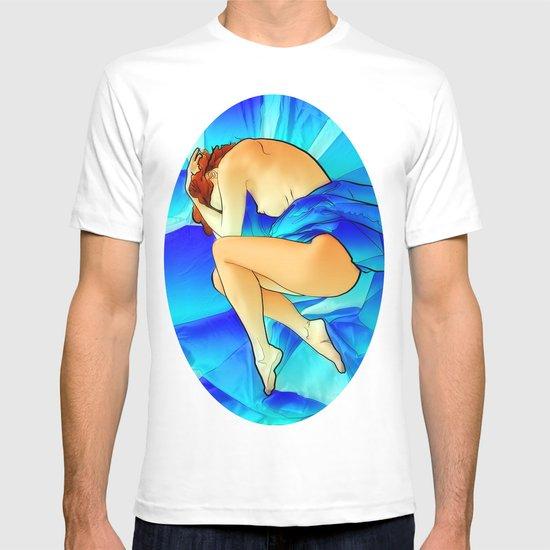 Blue Sheet T-shirt