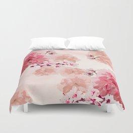 Floral Rage Duvet Cover