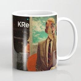 Exhaling My Thoughts Coffee Mug