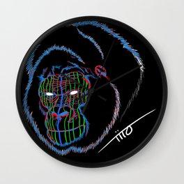 Technorilla Wall Clock