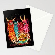 PAKKU-MAN Stationery Cards