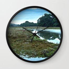 Deveron River East Wall Clock