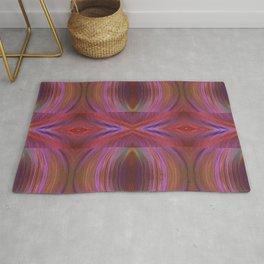 218 - abstract colour design Rug