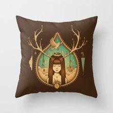 Autumn Delight Throw Pillow