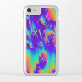 VOID 21 Clear iPhone Case