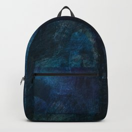 blue night Backpack
