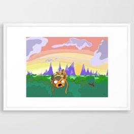 Avatar Time! Framed Art Print
