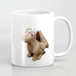 Dragon Digital Painting Coffee Mug