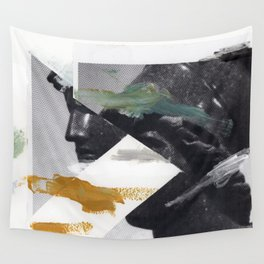 Untitled (Painted Composition 2) Wall Tapestry