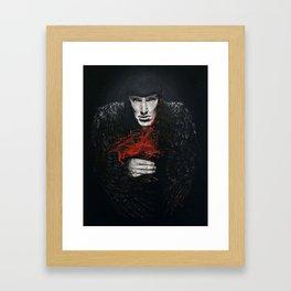 Angel Islington Framed Art Print
