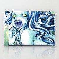teeth iPad Cases featuring Teeth by Savannah Horrocks
