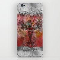 anatomy iPhone & iPod Skins featuring anatomy by kumpast