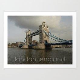 london, england Art Print