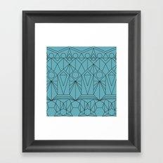 My Favorite Pattern 10 Framed Art Print