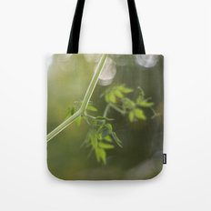 Trailing Tote Bag