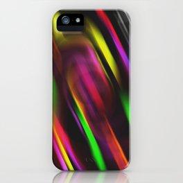 Abstrakt Concept iPhone Case
