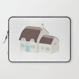 Little Thatched Cottage Laptop Sleeve