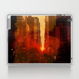Midtown, Urban Grunge Laptop & iPad Skin