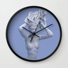 Syrenox - the mermaid Wall Clock