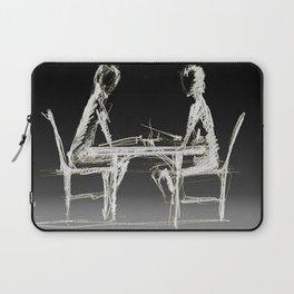 Aristotle & Plato Laptop Sleeve