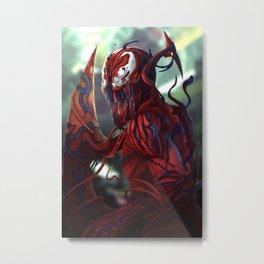 Carnage Metal Print