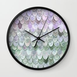 MAGIC  MERMAID Wall Clock