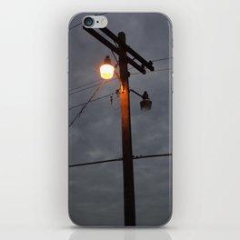 Telephone Lines iPhone Skin
