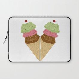 Ice Cream Laptop Sleeve