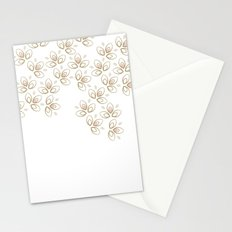 Light Blossoms Stationery Cards