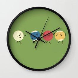 Bully Wall Clock