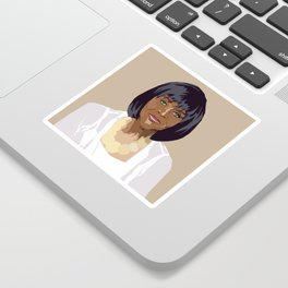 Cicely Tyson Sticker