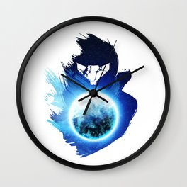 Metroid Prime 3: Corruption Wall Clock