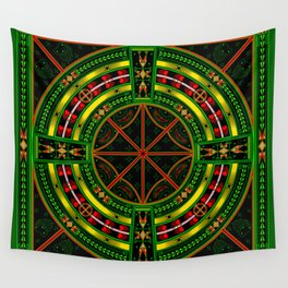 Bear Medicine Wall Tapestry