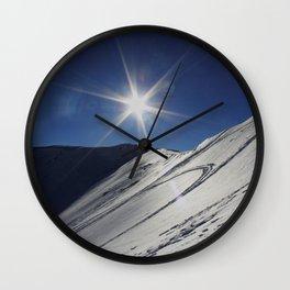 Jones Pass Wall Clock