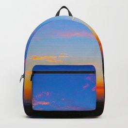 Beautiful sunset Backpack