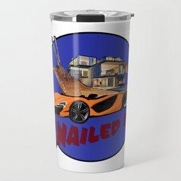 Snailed It! Travel Mug