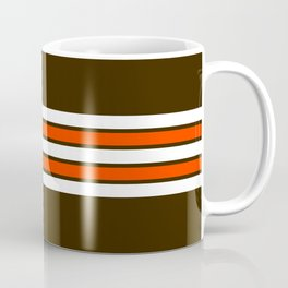 Cleveland Strips Coffee Mug