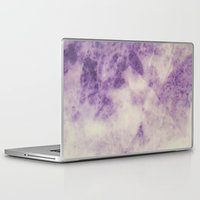 lavender Laptop & iPad Skins featuring Lavender by Tom Sebert