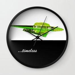 Timeless... Wall Clock