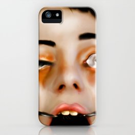 cough syrup iPhone Case