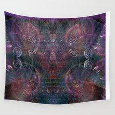 Infinite Correlation Wall Tapestry