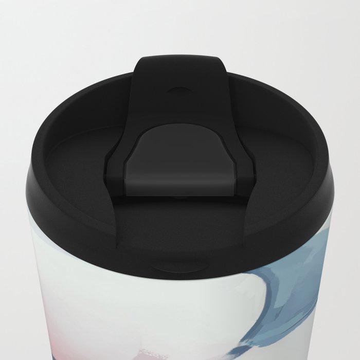 Tushie 6 Metal Travel Mug