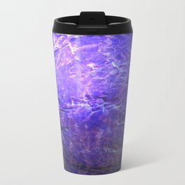 Globe16/For a round heart Travel Mug