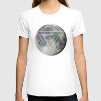 lunar T-shirts featuring Lunar Eclipse by Karolis Butenas