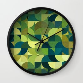 Retrograde 2 Wall Clock