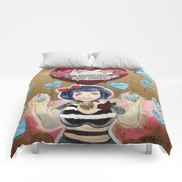 Stay Sharp Comforters