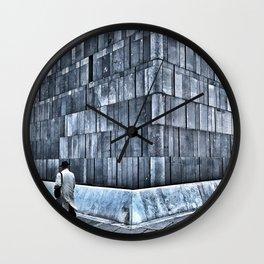 MQ - MuseumsQuartier Wien Wall Clock